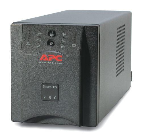 Источник бесперебойного питания Smart-UPS 750VA/500W USB & Serial 230V