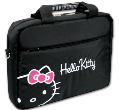 PORT Designs Hello Kitty Bag (HKER13BL) Black.