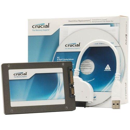 твердотельные накопители Crucial m4 Data transfer kit