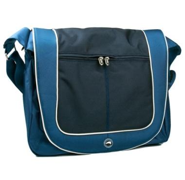 """Krusell Radical Messenger Bag Street Сумка для ноутбука 16 """", нейлон, 380..."""