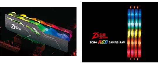 Kingmax Zeus Dragon RGB