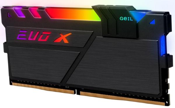 Geil EVO X II и EVO X II ROG-Certified