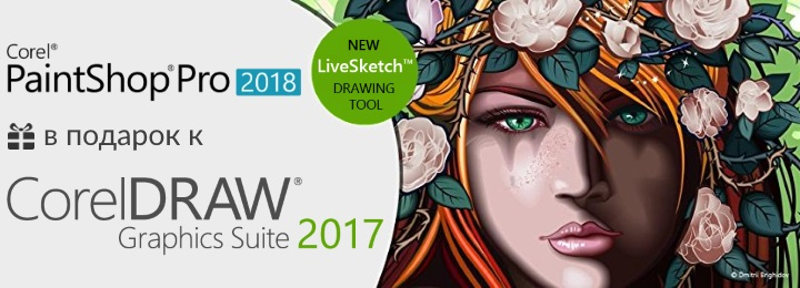 Corel CorelDRAW Graphics Suite 2017