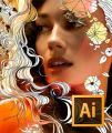 Adobe Illustrator CS6 16 Multiple Platforms Russian AOO License  CLP Level 1