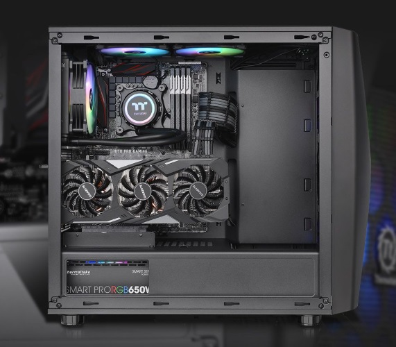 Thermaltake Commander C34 TG ARGB