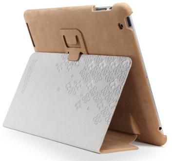 SGP Stehen Leather Case Sherbet Pink - это чехол для iPad 2, надежно...