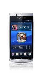 Смартфон Sony Ericsson LT15i Xperia ARC ССЭ Misty Silver.