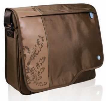 "Сумка PORT Designs Macao Messenger 16 "" Brown - Сумка, 15.6, органайзер..."