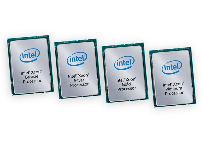 Процессоры Intel Xeon Platinum