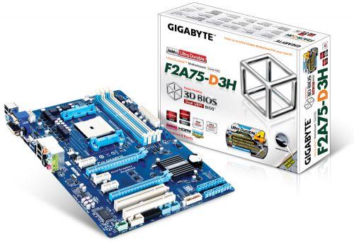 GIGABYTE GA-F2A75-D3H (rev. 1.0)