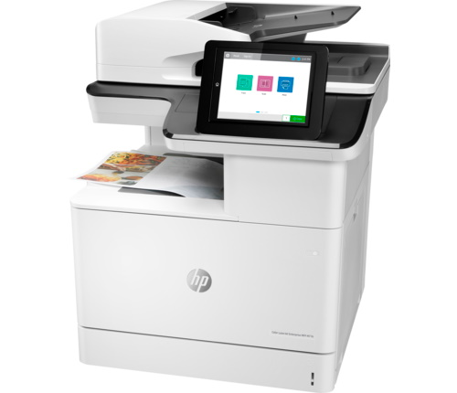 HP Color LaserJet Enterprise M776dn