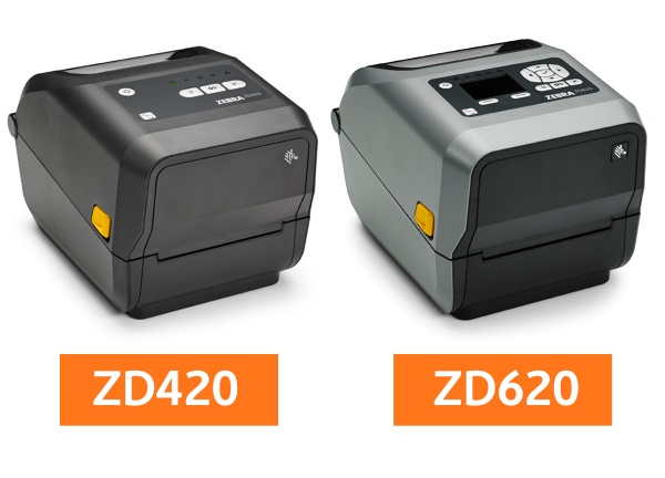 Zebra Printer ZD420