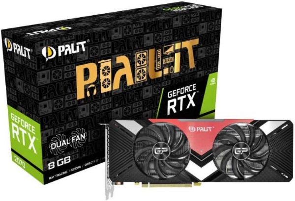 Palit GeForce RTX 2070 DUAL