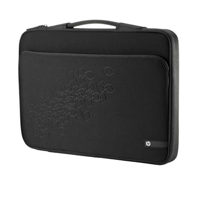 "Сумка Notebook Sleeve ( 17.3 "" Black Cherry) cons."