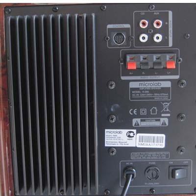 Microlab H-200