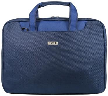 """Купить Сумка для ноутбука 15 """"/15,4 """" PORT Designs Lugano color Blue синя..."""