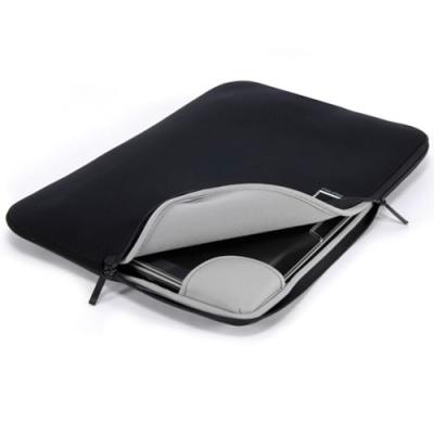 """Tucano Colore BFC1314 черный Чехол для ноутбука , 13-14 """", неопрен."""
