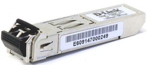 D Link DEM 310GT Цена 175грн SFP трансивер для 1000BASE LX одномодовый кабель макс расстояние 10 км 3 3В Совместим с...