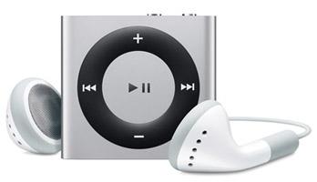 MP3 и медиа плееры Apple iPod shuffle 4 2Gb - цены.  Где купить?